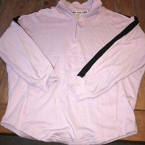 NEW VS PINK Varsity Crew Sweatshirt